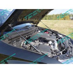 Упоры капота на Mitsubishi L200 MITL20015-18Y