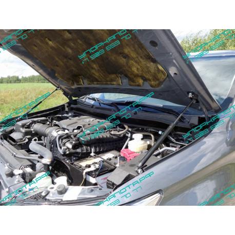 Упоры капота на Mitsubishi Pajero Sport MITPASPOR16-01Y