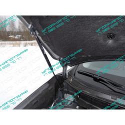 Упоры капота на Nissan X-Trail NISXTR15-21Y