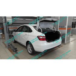 Упоры багажника на Lada Vesta AB-LD-VS00-02