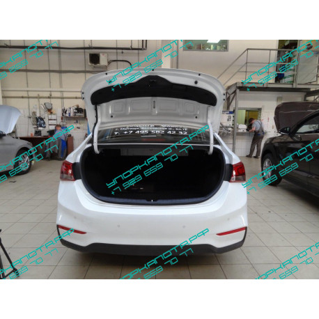 Упоры багажника на Hyundai Solaris AB-HY-SL02-00