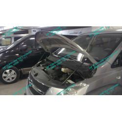 Упоры капота на Hyundai H1 Starex UP 2752