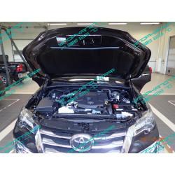 Упоры капота на Toyota Fortuner KU-TY-FT02-00