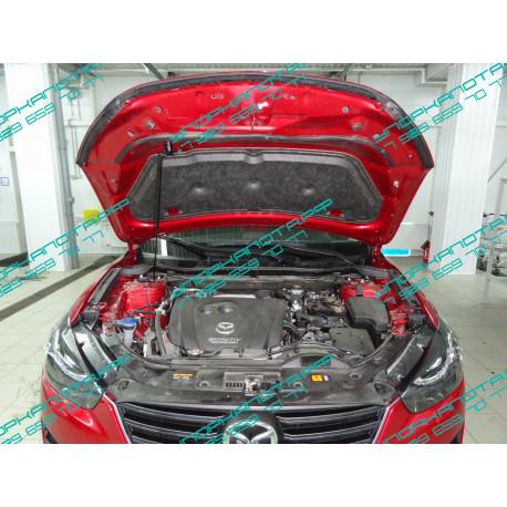 Упоры капота на Mazda CX-5 KU-MZ-CX05-01