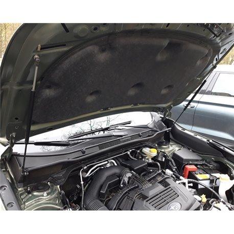 Упоры капота на Subaru Forester 07-04