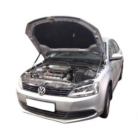 Упоры капота на Volkswagen Jetta 13-04