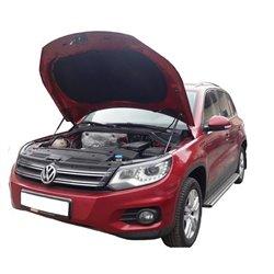 Упоры капота на Volkswagen Tiguan 13-03