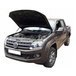Упоры капота на Volkswagen Amarok 13-02