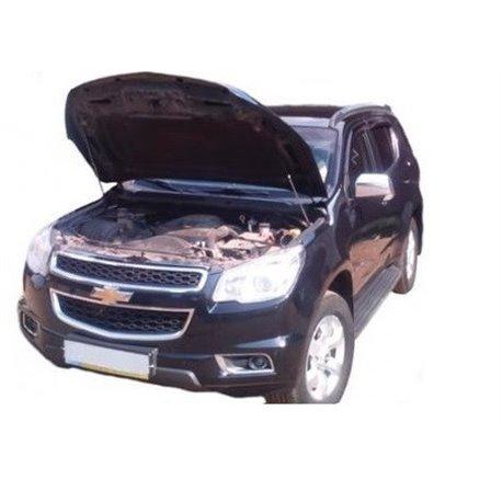 Упоры капота на Chevrolet Trailblazer 14-02
