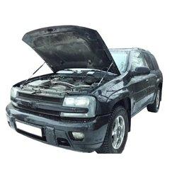 Упоры капота на Chevrolet Trailblazer 14-01