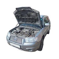 Упоры капота на Subaru Forester 07-02