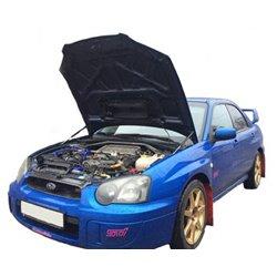 Упоры капота на Subaru Impreza 07-03