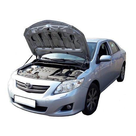 Упоры капота на Toyota Corolla 15-01