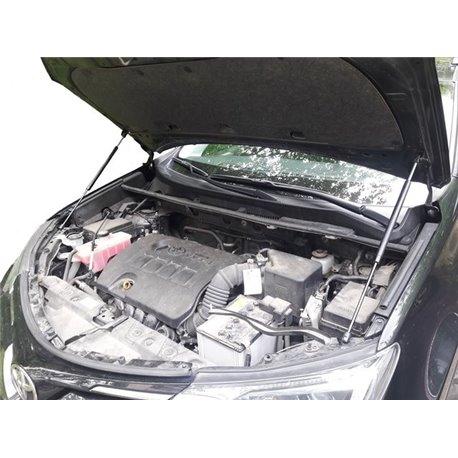 Упоры капота на Toyota RAV 4 15-03