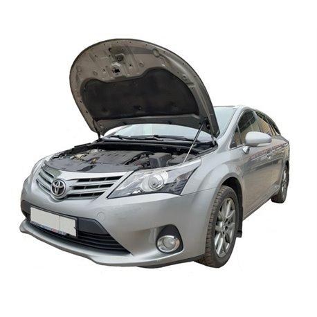 Упоры капота на Toyota Avensis 15-05