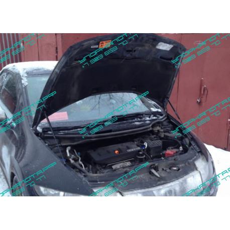 Упоры капота на Honda Civic BD03.02