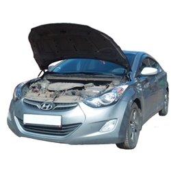 Упоры капота на Hyundai Elantra 12-03