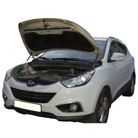 Упоры капота на Hyundai ix35 12-04