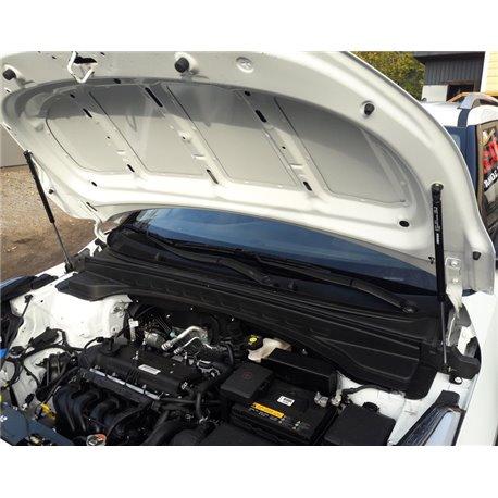 Упоры капота на Hyundai Creta 12-05