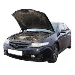 Упоры капота на Honda Accord 04-02