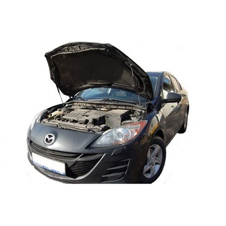 Упоры капота на Mazda 3 08-03