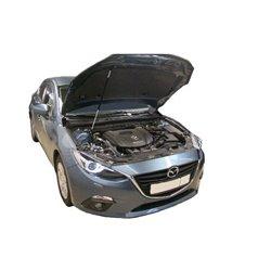 Упоры капота на Mazda 3 08-05