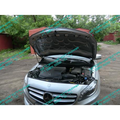 Упоры капота на Mercedes-Benz A BD07.01