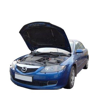 Упоры капота на Mazda 6 08-02