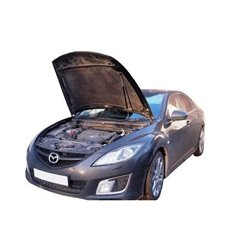 Упоры капота на Mazda 6 08-04
