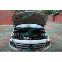 Упоры капота на Mercedes-Benz B BD07.04