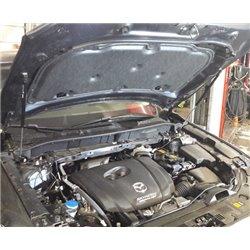 Упоры капота на Mazda CX-5 08-07