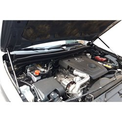 Упоры капота на Mitsubishi Pajero Sport 02-11