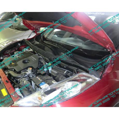 Упоры капота на Nissan Juke BD09.01
