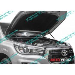Упоры капота на Toyota Hilux UTOFOR011