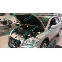 Упоры капота на Suzuki SX4 KU-SZ-SX04-00