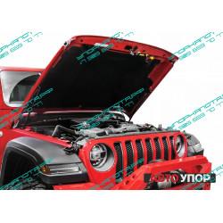 Упоры капота на Jeep Wrangler UJEWRA011