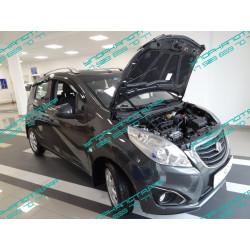 Упоры капота на Chevrolet Spark KU-RV-R200-00