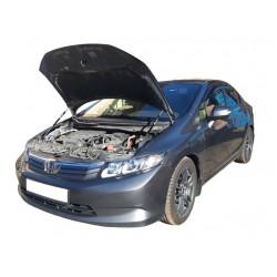 Упоры капота на Honda Civic 04-05