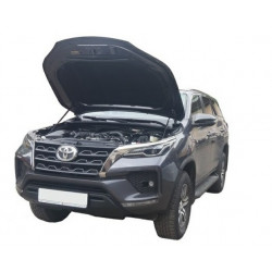 Упоры капота на Toyota Hilux 15-07