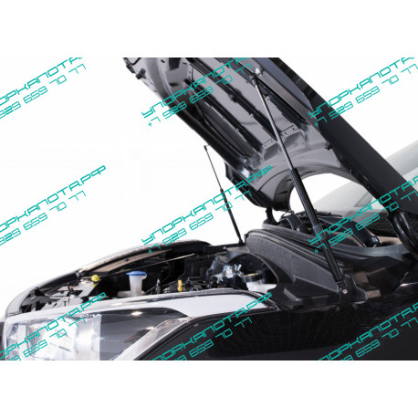 Упоры капота на Hyundai Creta UHYCRE011