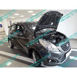 Упоры капота на Chevrolet Spark KU-CH-SP00-00