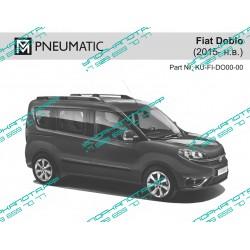 Упоры капота на Fiat Doblo KU-FI-DB00-02