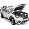 Упоры капота на Subaru Forester USUFOR011