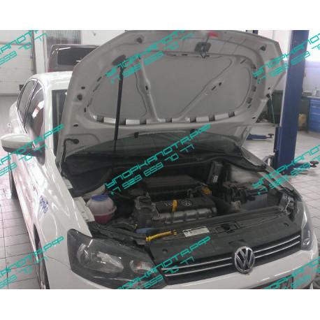 Упоры капота на Volkswagen Polo KU-VW-PL00-00