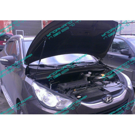 Упоры капота на Hyundai ix 35 KU-HY-IX35-00