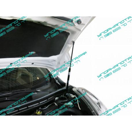 Упоры капота на Nissan Juke UNIJUK012