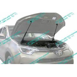 Упоры капота на Toyota Rav 4 UTORAV013