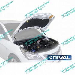 Упоры капота на Hyundai Solaris AK.2301.1