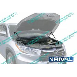 Упоры капота на Toyota Highlander A.5702.3