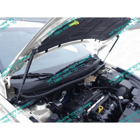 Упоры капота на Hyundai Solaris HYUNSOL14-08Y